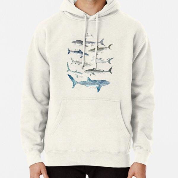 Sharks Pullover Hoodie