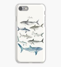 Sharks iPhone Case/Skin
