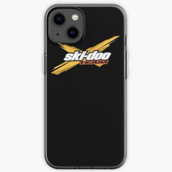 Logo de l'équipe Ski-Doo Coque souple iPhone