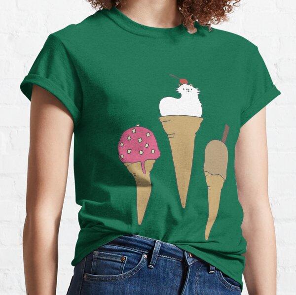 Icecream Moo Classic T-Shirt