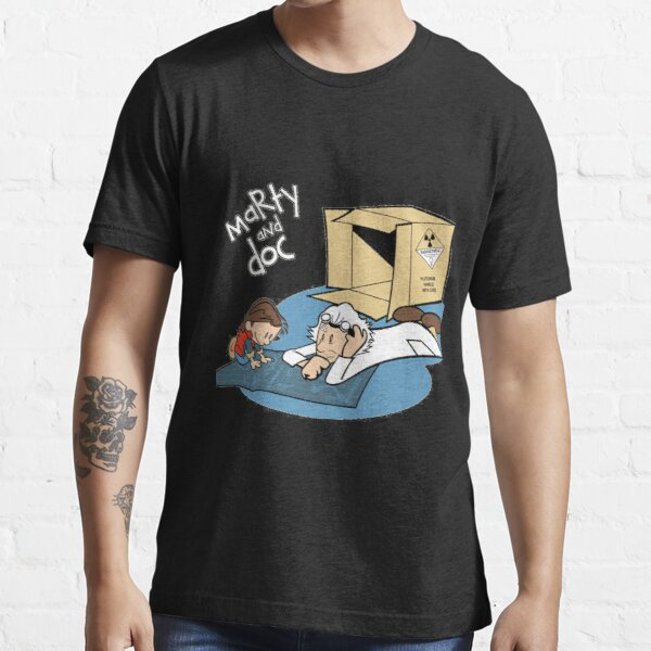 Marty & Doc Reading Essential T-Shirt