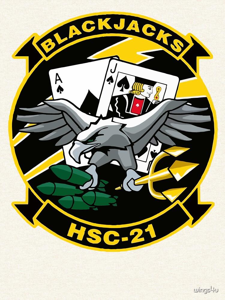 Model 43 - Black Jacks - HSC-21 by wings4u