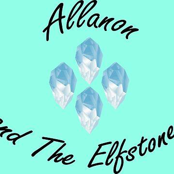 Allanon and The Elfstones by honestlyanthony