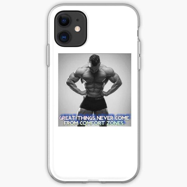 coque iphone 8 bodybuilding logo