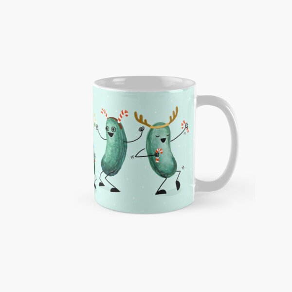 Holiday Pickle Party! Classic Mug