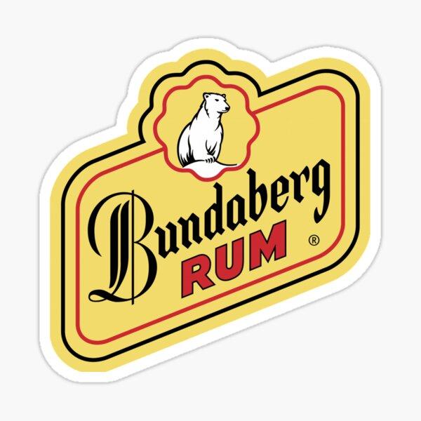 Bundaberg Rum logo Sticker