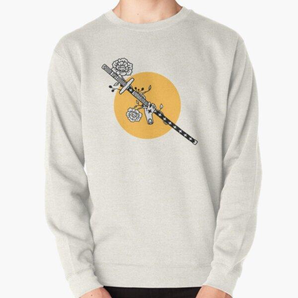 Trafalgar Law's Katana Pullover Sweatshirt