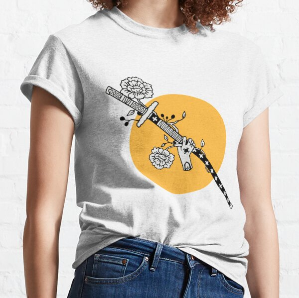 Trafalgar Law's Katana T-shirt classique
