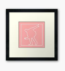 1-800-SQUAREDANCE Framed Print