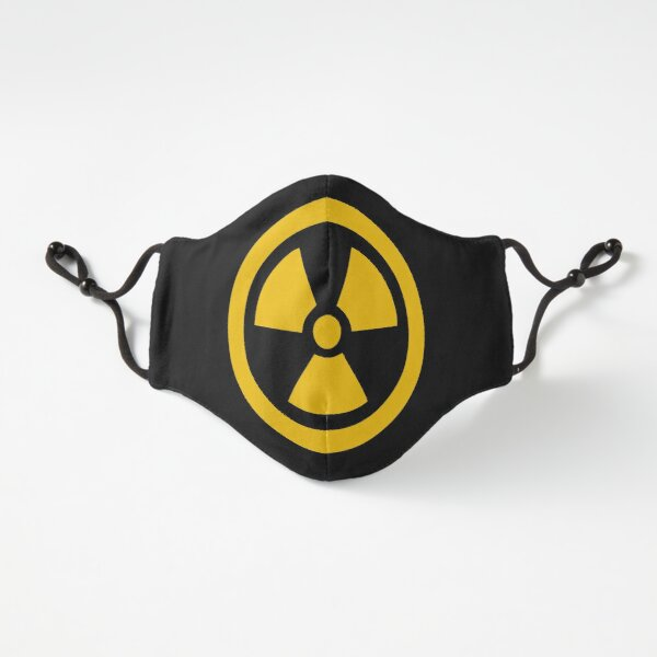 Yellow Radioactive Fitted 3-Layer