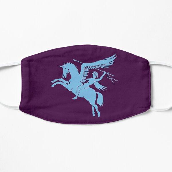 PARAS. Bellerophon reitet Pegasus. Britische Luftlandetruppen. Flache Maske
