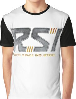Robert Space Industries Graphic T-Shirt
