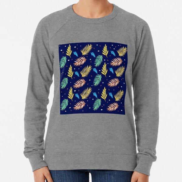 Fall Patterns Lightweight Sweatshirt