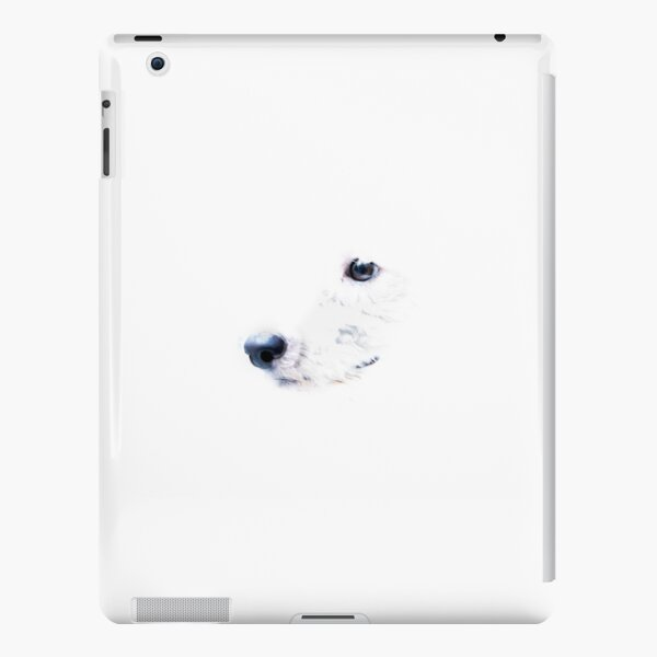 Jack the puppy face iPad Snap Case