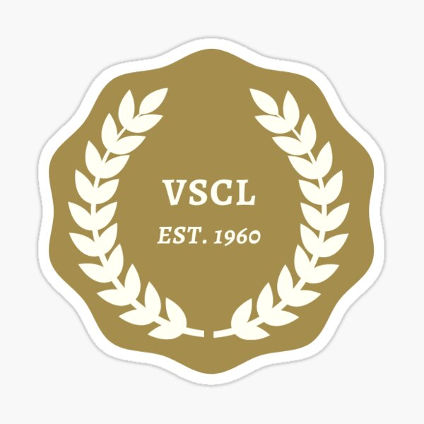 VSCL Logo Sticker
