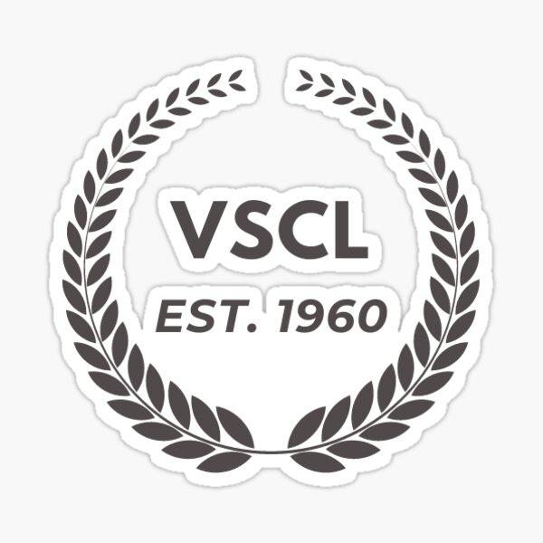 VSCL Logo- 2 Sticker
