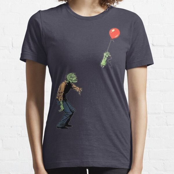 Zombie Birthday Balloon Essential T-Shirt