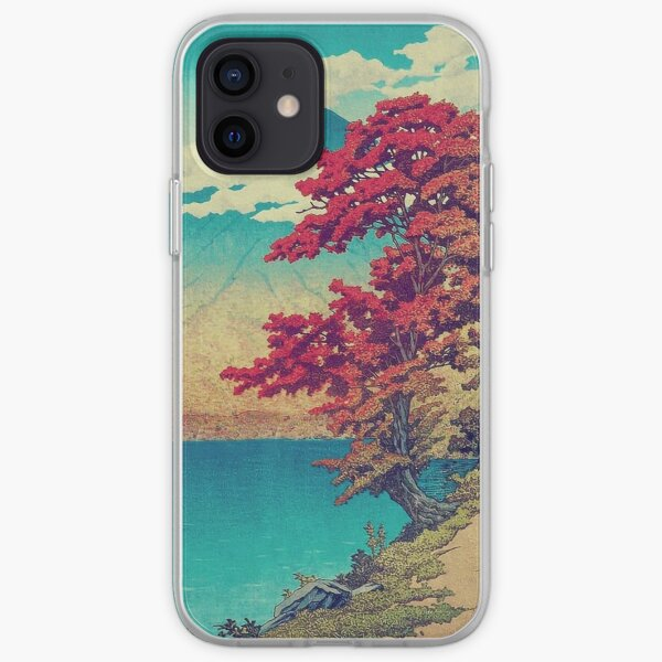 The New Year in Hisseii Poster iPhone Soft Case