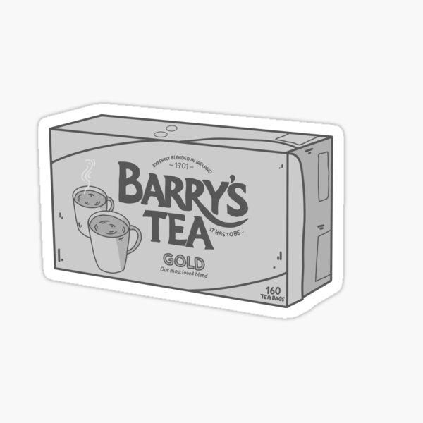 Thé de Barrys Sticker
