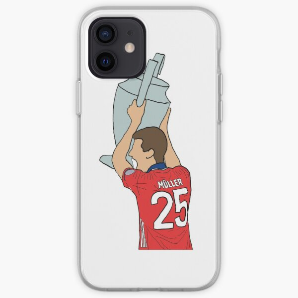 Thomas Müller iPhone Soft Case