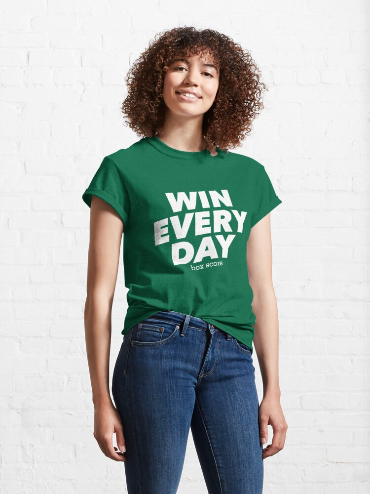 Alternate view of Win Every Day Classic T-Shirt