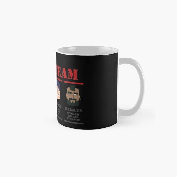 The A-Team Classic Mug