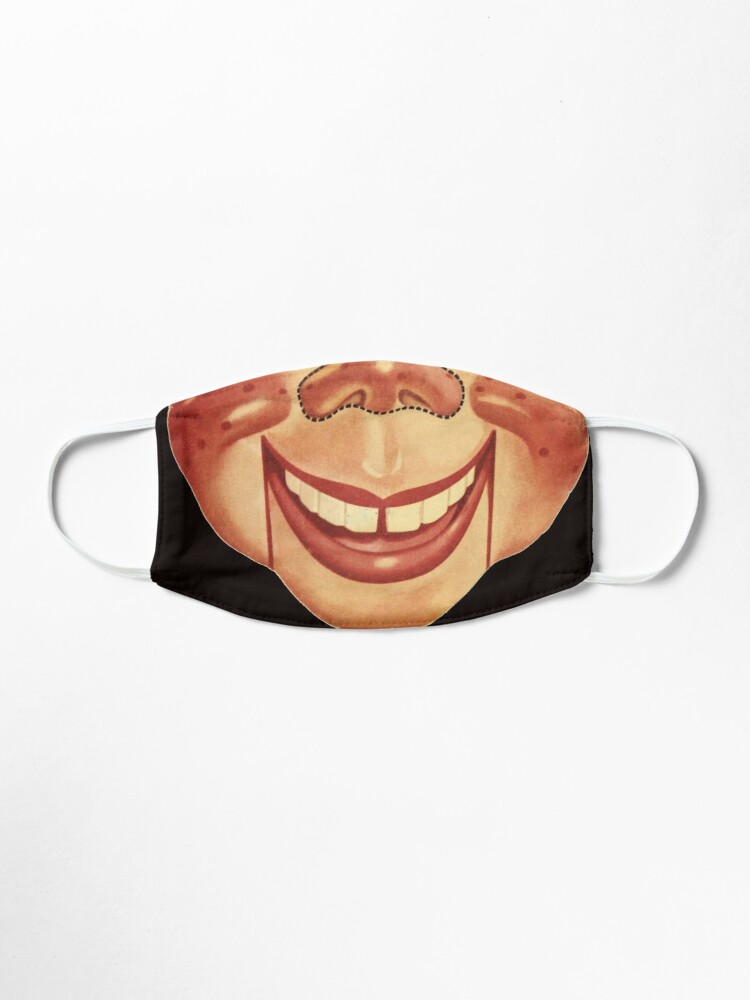 Alternate view of Ventriloquist Puppet Mask Mask