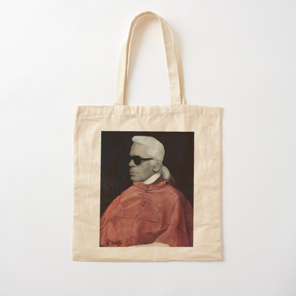 Superpop Cotton Tote Bag
