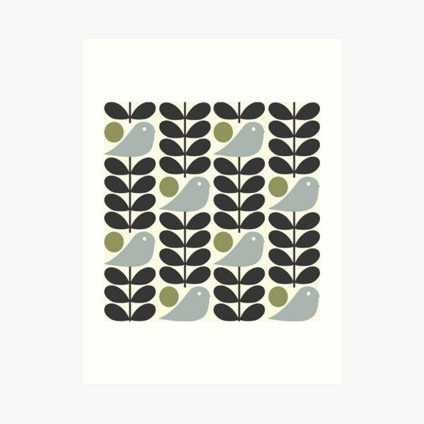 Flowers design Art Print