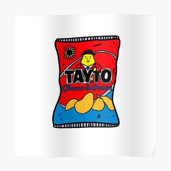 Mr. Tayto Poster