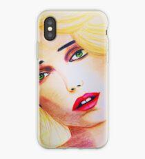 Sky Ferreira iPhone Case