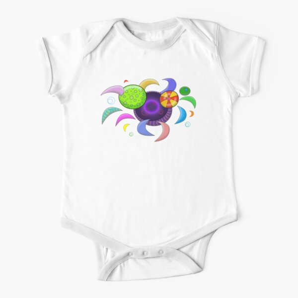 A Hole in the Universe II Short Sleeve Baby One-Piece