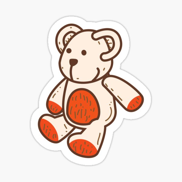 Grr Means I Love You In Bear Roblox Teddybear Stickers Redbubble