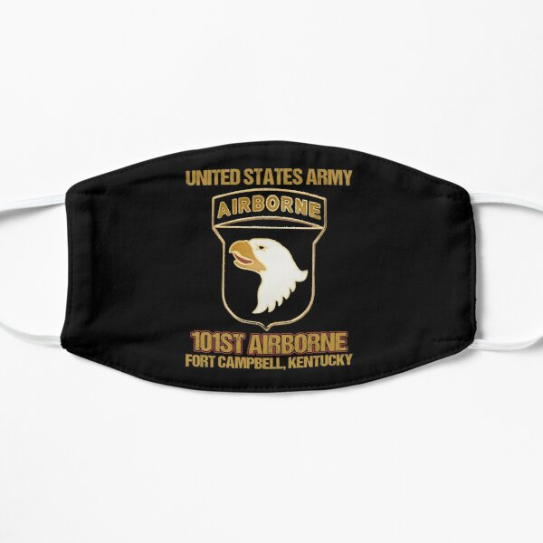 United States Army Airborne 101st Fort Campbell Flat Mask