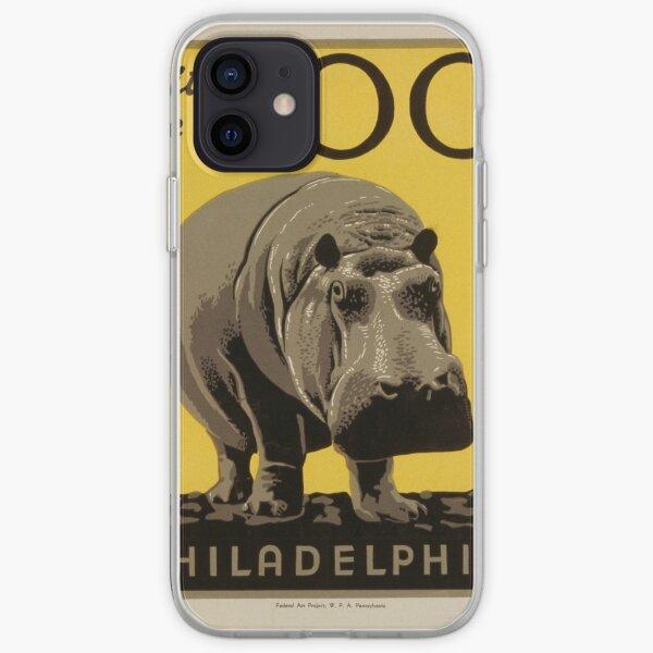Philadelphia Zoo iPhone Soft Case