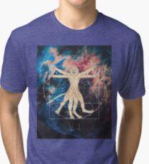 Leo da Vinci 2.0 Tri-blend T-Shirt