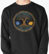 Astral Tree of Life Pullover Sweatshirt