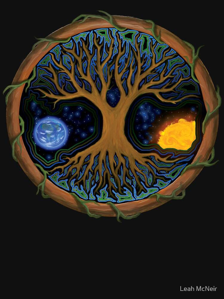 Árbol de la vida astral de LeahMcNeir