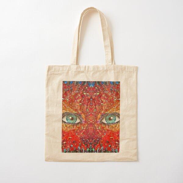 Consciousness Cotton Tote Bag