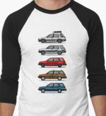 Stack Of Toyota Tercel Sr5 4wd Al25 Wagons T-Shirt