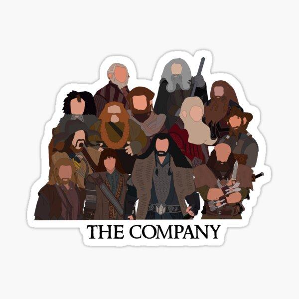 The company Sticker