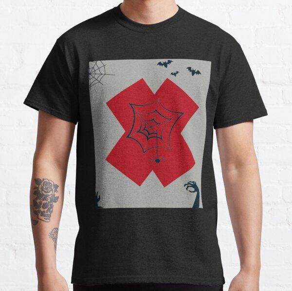 Hallowen Spider  Classic T-Shirt