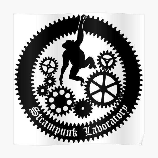 gear monkey Poster