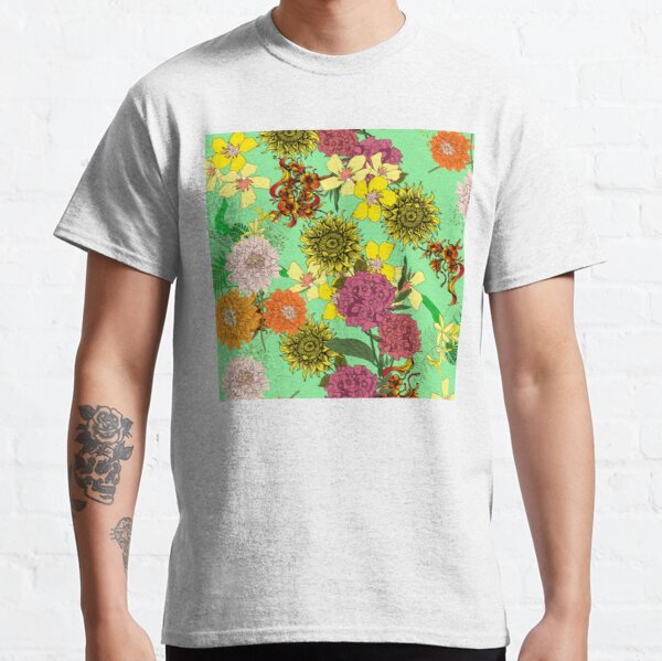 Beautiful Floral design Classic T-Shirt