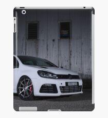 Volkswagen Golf R iPad Case/Skin