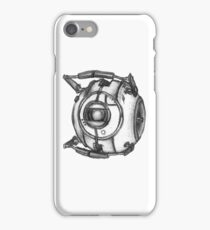 Wheatley iPhone Case/Skin
