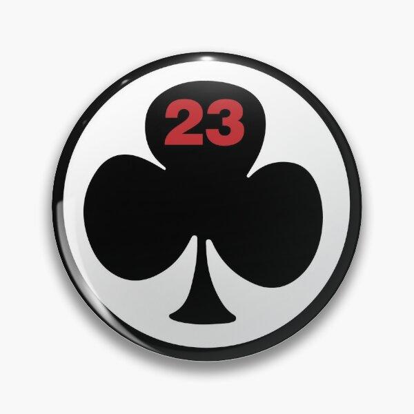 23 club Pin