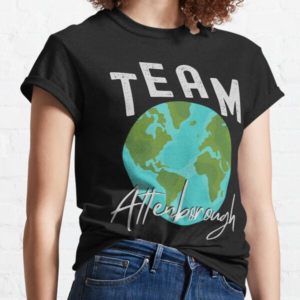 Team Attenborough Classic T-Shirt