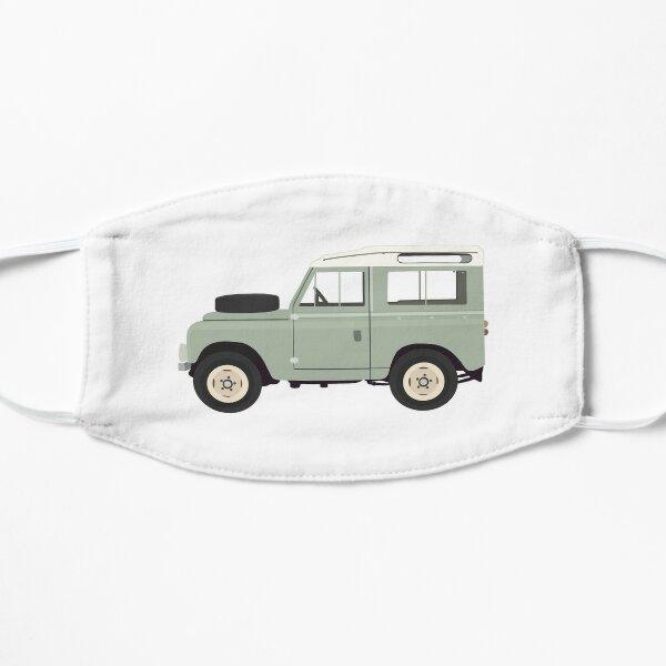 Green Land Rover Series IIA Mask