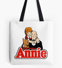 Little Orphan Annie Tote Bag